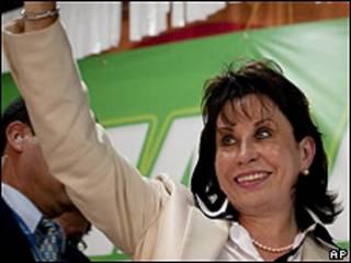 Sandra Torres de Colom.