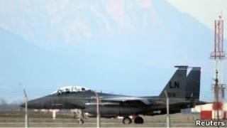 طائرة أمريكية من طراز إف-15