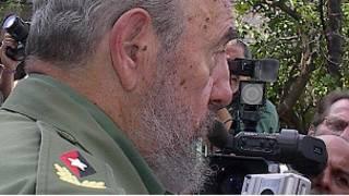 Fidel Castro. Crédito: Raquel Pérez