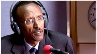 Perezida Kagame