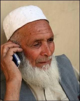 صحبت با تلفن همراه