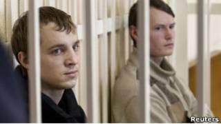 Дмитрий Дашкевич и Эдуард Лобов
