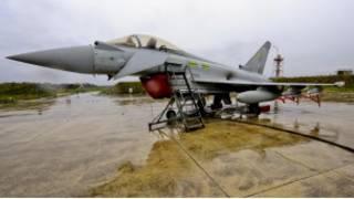 """""""Тайфун"""" Королевских ВВС Великобритании"""