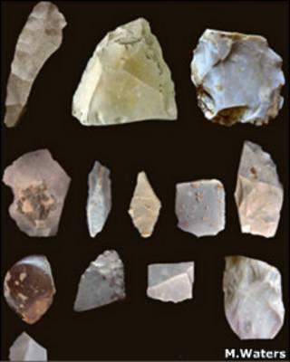 ابزارهای سنگی
