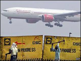 Avião indiano