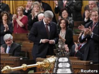 استیون هارپر، نخست وزیر کانادا