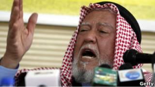 الشيخ حمزة منصور، رئيس جبهة العمل الإسلامي