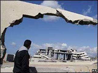 Gaza, 25 de março/AP
