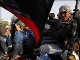 Yan tawayen Libya