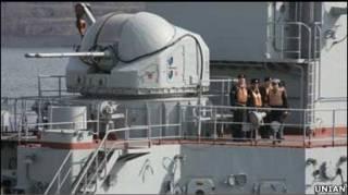 Десантний корабель ''Костянтин Ольшанський''