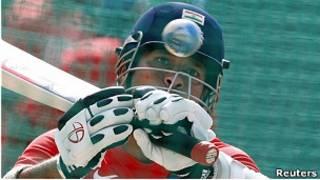 Игрок индийской сборной по крикету