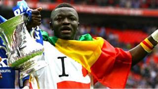 Umukinyi wa Ghana Sully Mutanri aramaze gutsindira i Wembley
