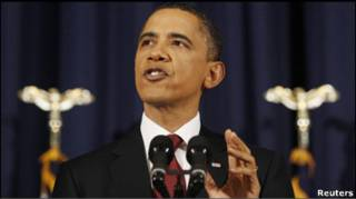 Президент Обама не відступив від традиції