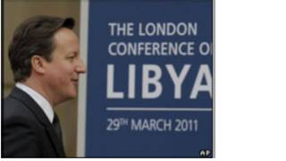Inama kuri Libya