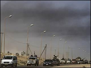 Mucaaradka Libya