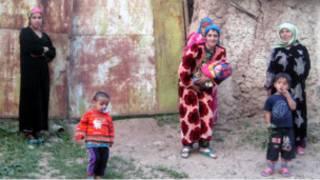 Таджикское село