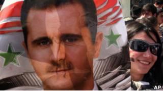सीरिया में संकट