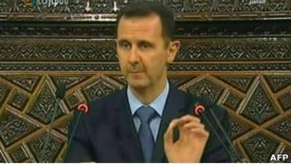 الرئيس السوري، بشار الأسد