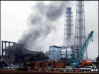 福岛核电厂