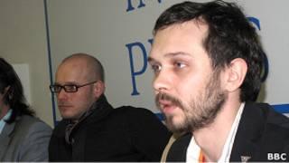 Павел Рассудов, Пиратская партия