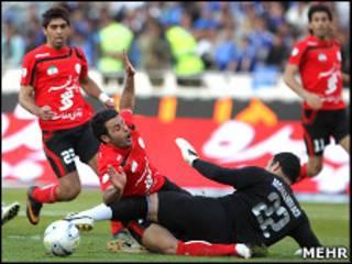فوتبال استقلال پرسپولیس