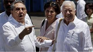 Картер на Кубе