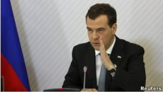 Дмитрий Медведев в Магинтогорске