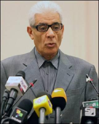 لیبائی وزیرِ خارجہ فائل فوٹو