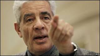 وزير الخارجية الليبي المنشق موسى كوسا
