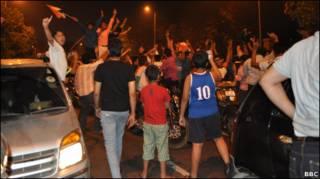 indiagate celebration
