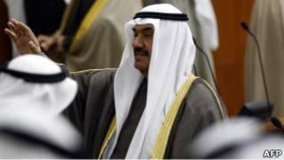 الشيخ ناصر المحمد الصباح