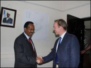 Mohamed Abdillahi, waziri mkuu wa somalia