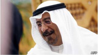 وزیر خارجه کویت