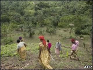 Mulheres de Uganda