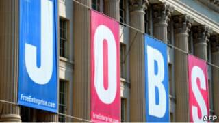 В США падает безработица