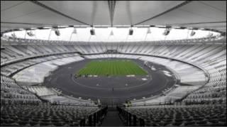 Олімпійський стадіон у Лондоні