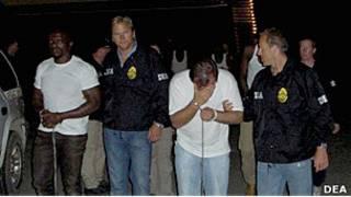 Константин Ярошенко после экстрадиции в США