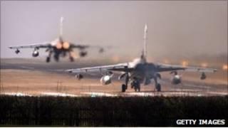 التدخل العسكري في ليبيا