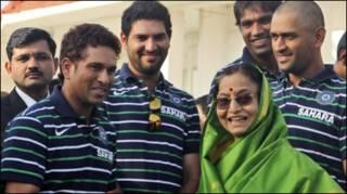 विश्व कप जीतने वाली भारतीय टीम