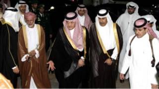 برخی مقام های شورای همکاری خلیج فارس