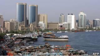 ميناء دبي