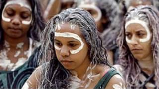 Wanita Aborigin