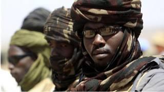 مقاتلون سودانيون