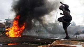 أحداث العنف في كينيا (2007-2008)