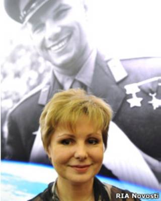 Елена - дочь Юрия Гагарина