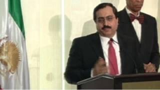 علیرضا جعفرزاده در کنفرانس خبری پنجشنبه