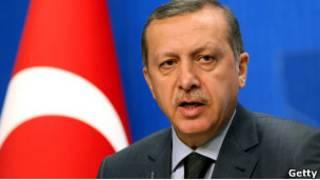 رئيس الوزراء التركي، طيب رجب أردوغان