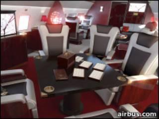 空中客車「鳳凰艙」