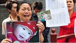 Protes soal susu bayi