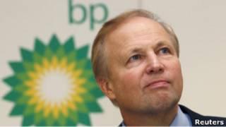 Глава BP Роберт Дадли